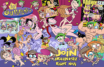Fairly Odd Parents Porn